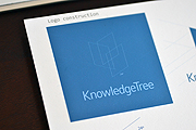 KnowledgeTree - Raleigh NC logo design